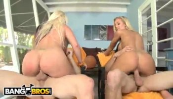 Pornstar hottie in boots Madelyn Marie dicked hard and fast