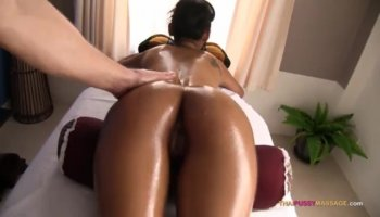 Latina milf Sasha with succulent natural boobs sucks my dick