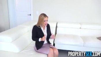 Young curvy brunette Elizabeth Anne gives head and gets her pussy eaten