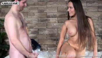 Watch this house party where the girls got pounded alternately